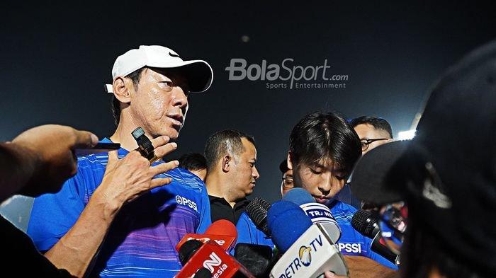 Sempat Berpikir Mudah, Shin Tae-yong Mengaku Kesulitan Melatih Timnas Indonesia