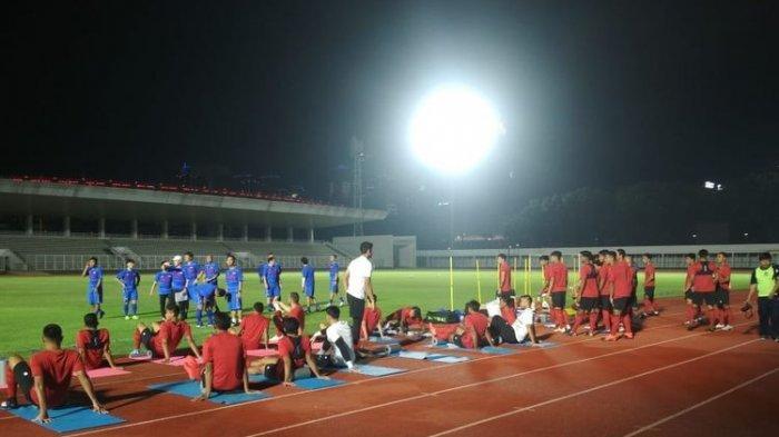 Izin Tak Keluar hingga 2 Jam Jelang Kick Off, Laga Uji Coba Timnas U-23 vs Tira Persikabo Batal
