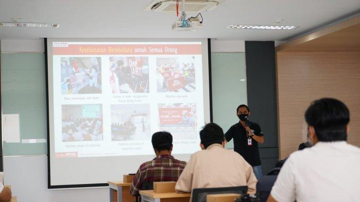 Yuk Intip Fasilitas di AHM Safety Riding Park Cikarang, Pusat Pelatihan Terbesar di Asia Tenggara