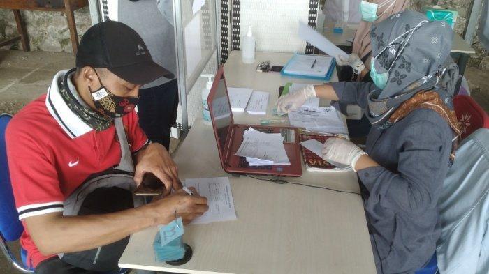 Stasiun Purwokerto Buka Layanan Rapid Test Antigen, Calon Penumpang KA Diminta Tes H-1 Keberangkatan