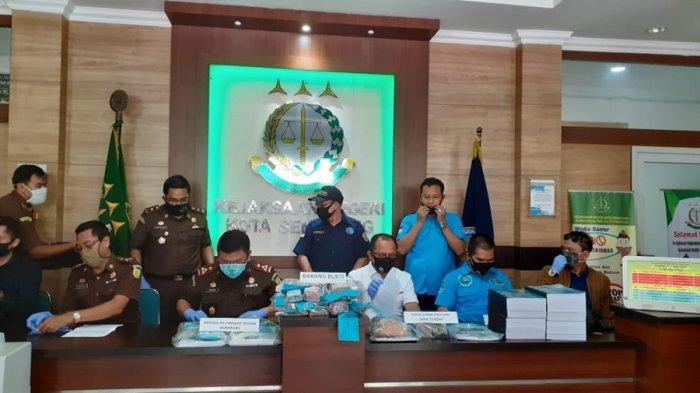 Hasil Pencucian Uang Dilimpahkan ke Kejari Kota Semarang, BNNP Jateng: Totalnya Rp 1,14 Miliar