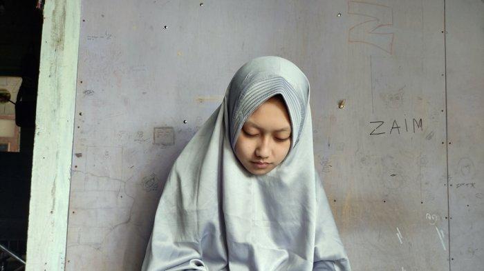 Kisah Gadis Pelukis Wajah Asal Penusupan Banjarnegara: Kalau Meratap Sakit Terus Bisa Makin Drop