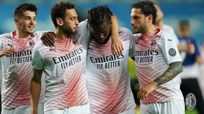 Menangi Laga Terakhir di Pekan 38 Liga Italia, AC Milan dan Juventus Lolos ke Liga Champions