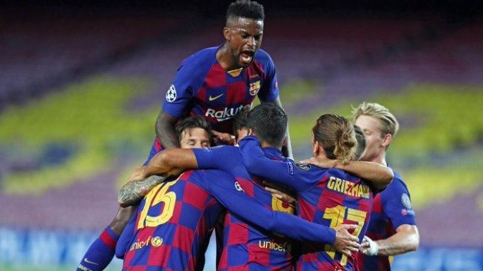 Ini 8 Tim yang Lolos Perempat Final Liga Champion