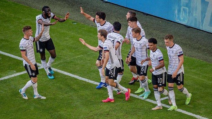 Prediksi EURO 2020: Inggris vs Jerman Bakal Mati-matian Malam Ini demi Jalan Mulus ke Babak Final