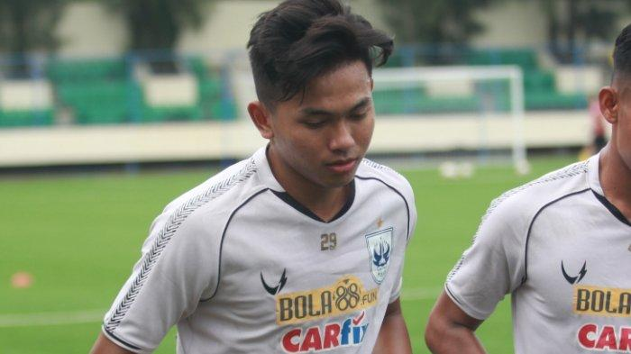 Dipromosikan ke Tim Senior PSIS Semarang, Jorry Simpan Asa Memperkuat Timnas