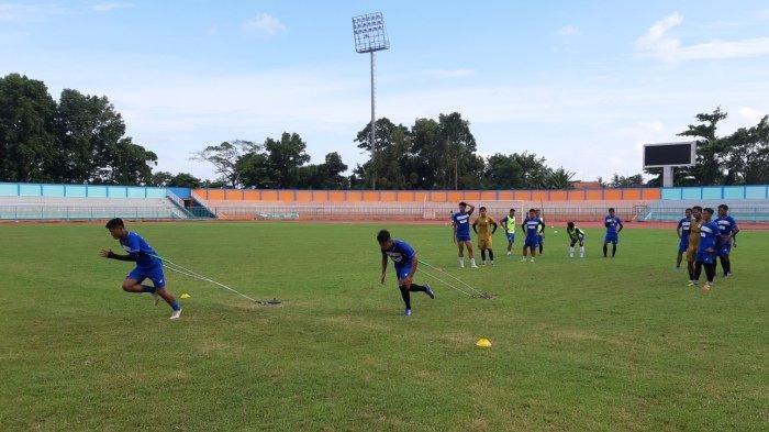 Dukung PSCS Cilacap Jadi Tuan Rumah Liga 2, Pemkab Perbaiki Stadion Wijayakusuma