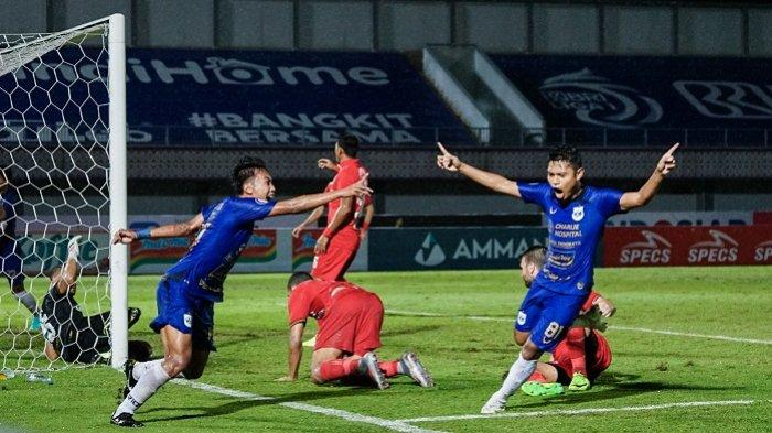 Berkat Gol Bunuh Diri Rohit Chand, PSIS Semarang Tahan Imbang Persija Jakarta 2-2 Pekan Kedua Liga 1