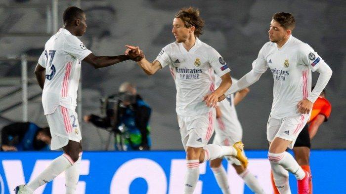 Hasil Liga Champions: Kalah 2-3 dari Shakhtar Donetsk, Real Madrid Jadi Juru Kunci Grup B
