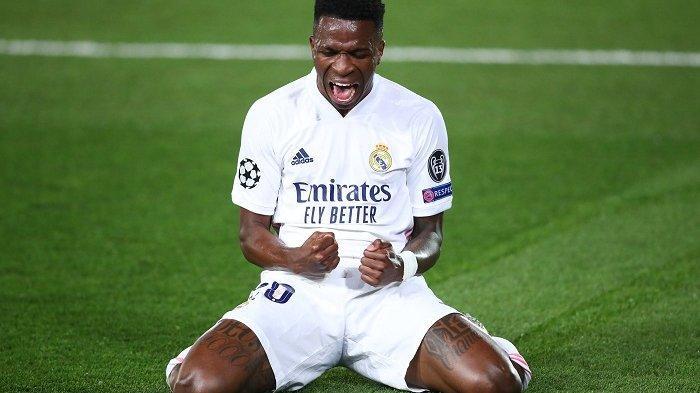 HASIL Perempat Final Liga Champions, Real Madrid Permalukan Liverpool 3-1