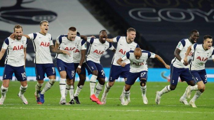 Nantikan Big Match Pekan Perdana Liga Inggris, Tottenham Hotspur Vs Manchester City