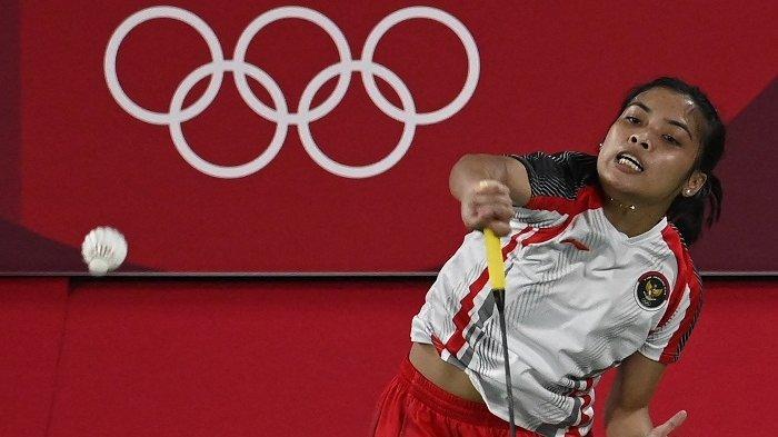 Lolos Ke 16 Besar Olimpiade Tokyo, Tunggal Putri Gregoria Mariska Langsung Tantang Ratchanok Intanon