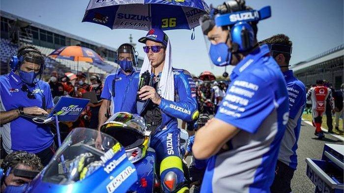 Ditikung di Lap Terakhir, Rossi Gagal Naik Podium MotoGP San Marino. Franco Morbidelli Jadi Juara