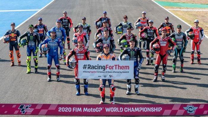 MotoGP Eropa Digelar Akhir Pekan Ini, Berikut Jadwal Lengkapnya