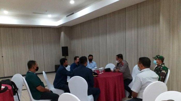 Wisuda SMK Pelayaran Purwokerto Dibubarkan Tim Satgas, Dihadiri Hingga 700 Orang