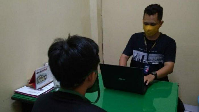 Mahasiswa Asal Ajibarang Banyumas Penyebar Foto Bugil Mantan Pacar Terancam 12 Tahun Penjara