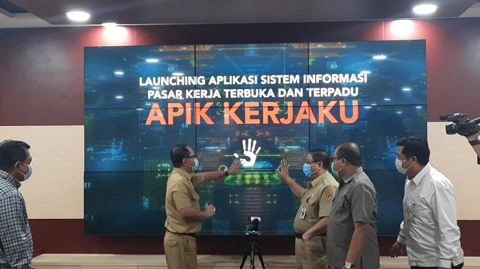 Lewat Aplikasi Apik Kerjaku, Warga Kota Semarang Kini Lebih Mudah Cari Kerja
