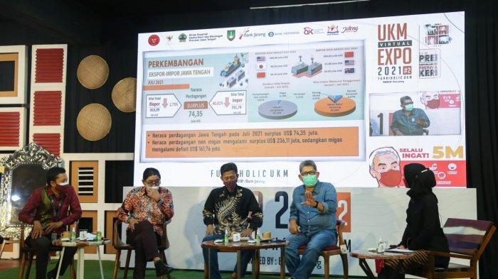 Pemprov Jateng Buka Jalan Produk UKM ke Belgia, Gandeng Bank Indonesia, Asmindo Komentar Ini