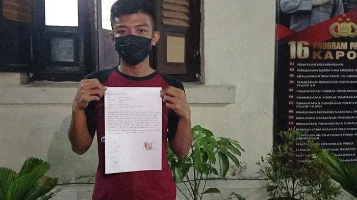 Berujung Minta Maaf, Pemuda asal Banjarsari Solo Komentar Negatif di Medsos Ambulans Dilempar Batu