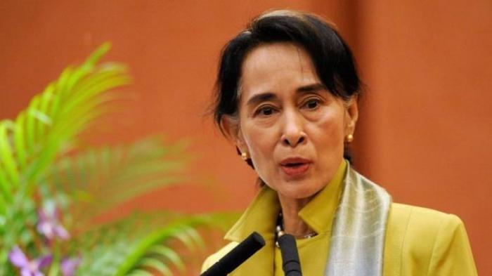 Penggerebekan Dini Hari, Militer Myanmar Tangkap Aung San Suu Kyi dan Politisi Senior Partai NLD