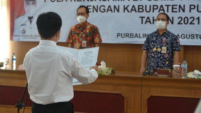 70 CPNS Formasi 2019 Purbalingga Ikuti Latsar, Bupati: Jangan Sekadar Lulus, Harus Punya Integritas