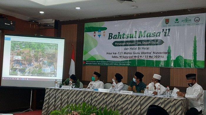Kembangkan Wisata Religi, Pemkot Semarang Berencana Tata Makam KH Sholeh Darat di Bergota