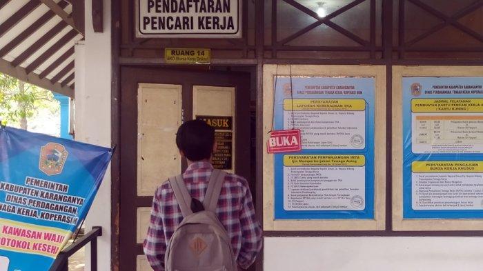 Pemohon Kartu Kuning Terus Meningkat di Karanganyar, Pengaruh Pendaftaran CPNS dan PPPK