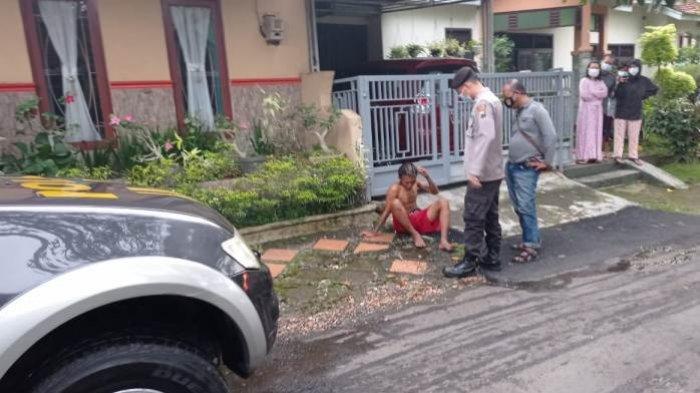 Habis Pesta Miras, Warga Kaligondang Ditemukan Tergeletak di Jalan Kompleks Bojanegara Purbalingga