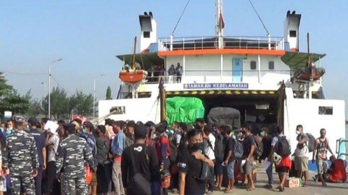 400 Pemudik Tiba di Kendal, Catatan Kepolisian Hingga 22 April 2021