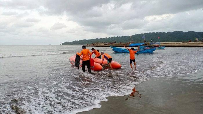 Hari Ketiga Masih Nihil, Pencarian Pemuda Warga Kawunganten, Tenggelam di Nusakambangan Cilacap