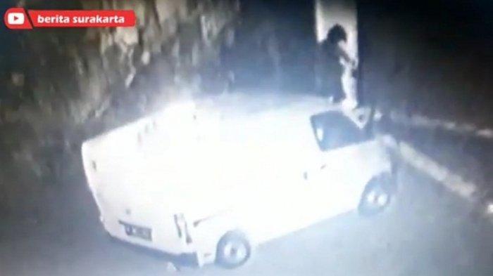 Bobol Gudang PT Kobe di Banjarsari Solo, Pencuri Bawa Brankas Berisi Uang Rp 22 Juta