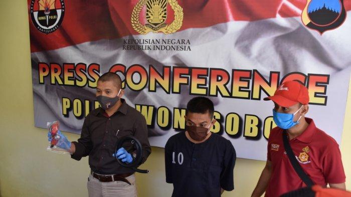 Pura-pura Jadi Petugas Perusahaan Gas yang Mengecek Rumah, Dua Pemuda Gondol Ponsel di Wonosobo