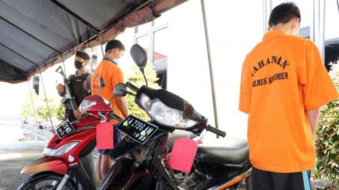 Aksi Residivis Ini Nyaris Sukses di Kebumen, Saat Dorong Motor Hasil Curian Justru Kehabisan BBM