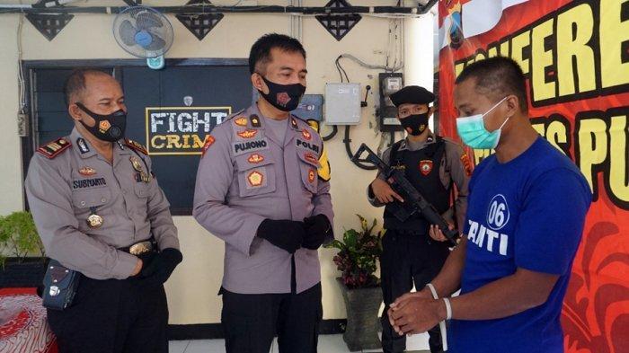 Aksi Pencurian Terungkap di Purbalingga, Pelaku Hendak Jual Perhiasan Emas, Ternyata Tetangganya