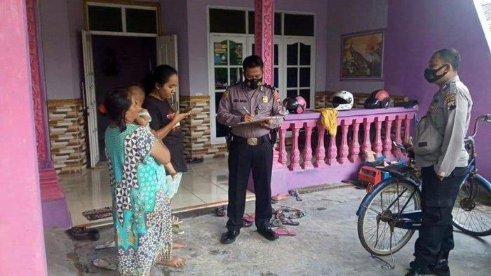 Rumah Totok Dibobol Maling, Siang Hari di Karanganyar, Perhiasan dan Handphone Istri Raib Digondol