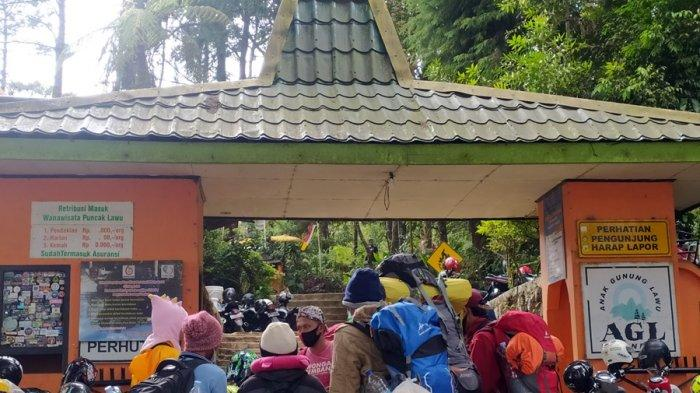 Pendakian Gunung Lawu Mulai Berdenyut Lagi, Misal Melalui Basecamp Cemoro Kandang Karanganyar