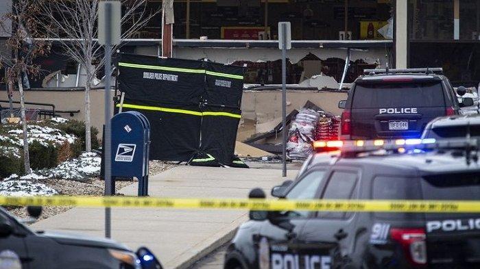 Penembakan di Toko Kelontong di Colorado AS, 10 Orang Tewas