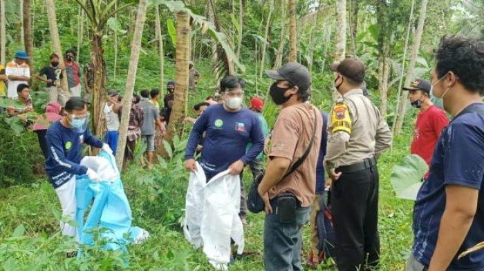 Sering Mengeluhkan Pusing, Anwarudin Malah Ditemukan Tewas di Kebun Albasia Banjarnegara