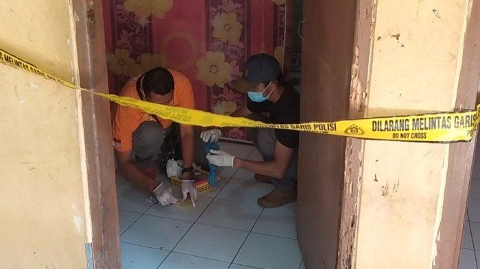 Mayat Ariani Ditemukan setelah Tetangga Kos Dengar Anak Menangis Sejak Pukul 03.00 WIB