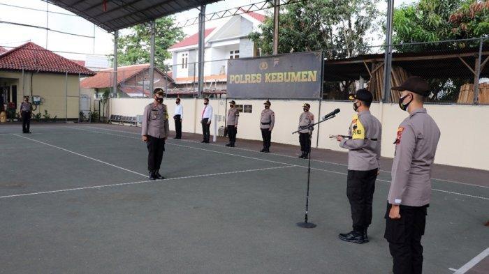 Pengamanan Pilkada Kebumen, Polres Siapkan 501 Personel, Dibackup Juga Brimob Polda Jateng