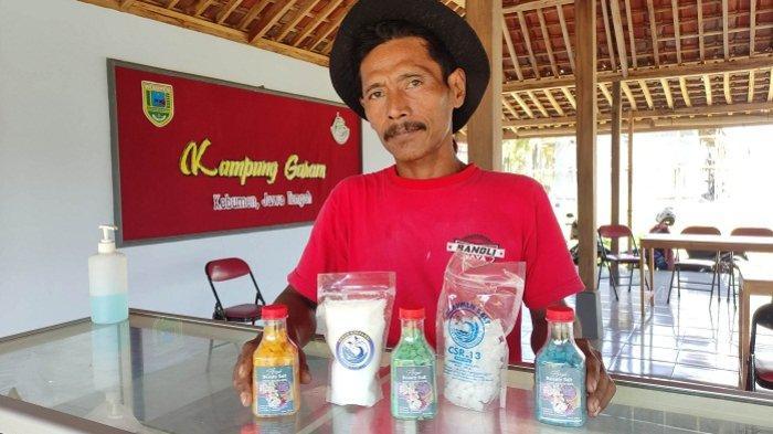 Kampung Garam Kebumen Juga Hasilkan Garam Spa, Punya Butiran Besar dan Bermanfaat Relaksasi