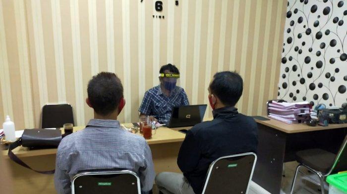 Admin PT Herbatama Indo Perkasa Purwokerto Ditangkap Polisi, Dilaporkan Gelapkan Uang Perusahaan
