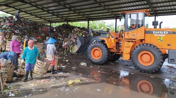Tempat Pengolahan Sampah RDF Cilacap Menunjukkan Hasil, Sediakan Bahan Bakar untuk Pabrik Semen