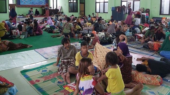 3.101 Orang Masih Mengungsi, Ini Titik Pengungsian Korban Banjir di Kota Pekalongan