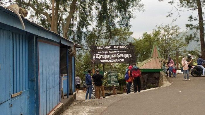Hari Ini Wisata Grojogan Sewu Tawangmangu Sudah Dibuka, Tidak Perlu Tunjukkan Bukti Vaksin