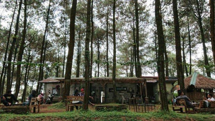 Kedai Kopi Menjamur, Konsep Kembali ke Alam Digemari Anak Muda di Batang