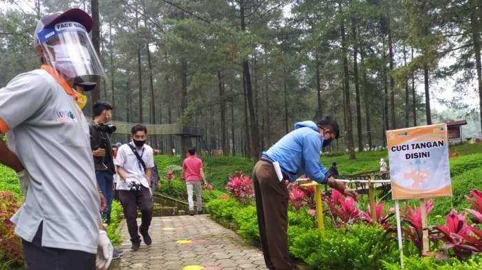 Tempat Wisata di Banyumas Hanya Terima Wisatawan Lokal saat Libur Akhir Tahun, Ini Alasannya