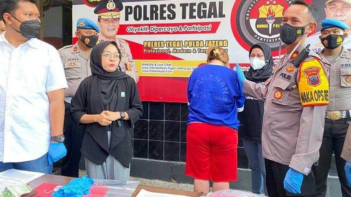 Tawarkan Perumahan Rosa Residence Gaib di Tegal, Wanita Ini Keruk Uang Rp 1,23 Miliar dari 16 Korban