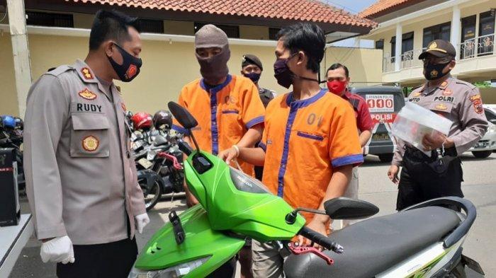 Tersangka Tendang Motor Korban Hingga Terjatuh Seusai Rebut Ponsel, Kasus Penjambretan di Kebumen