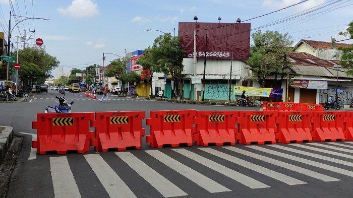 Penyekatan di Purwokerto Diperlonggar, Perempatan Palma dan Simpang Pasar Wage Kembali Dibuka 24 Jam